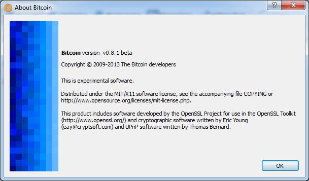 Bitcoin-QTv0.8.1-beta