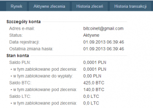 Bitkantor - Demo