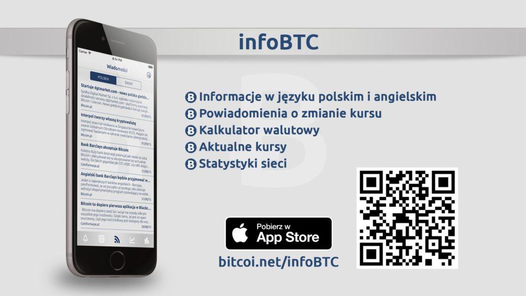Bitkoinai ios