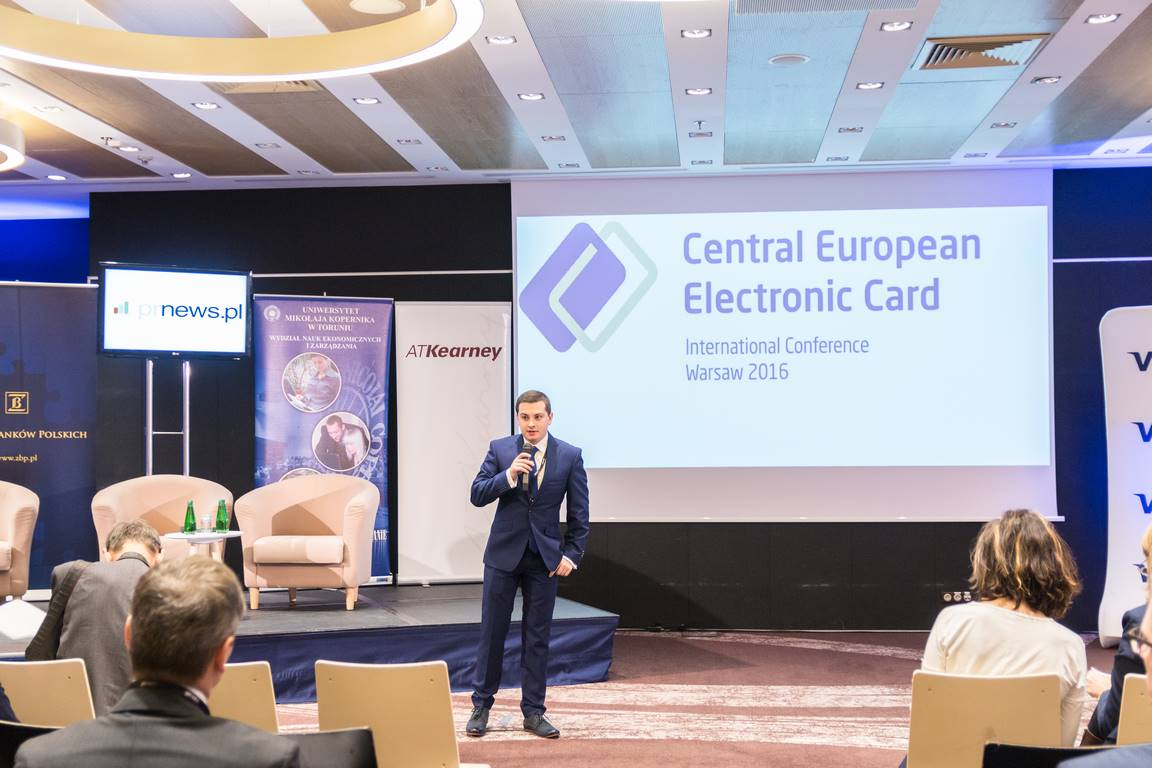 Daniel Haczyk na Central European Electronic Card 2016