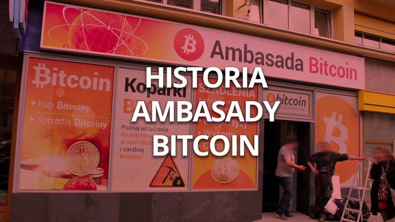Ambasada Bitcoin Otwarcie